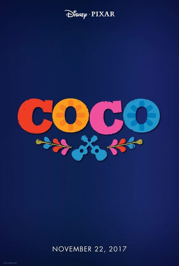 Coco, a Disney/Pixar film, is a must-see Disney movie in 2017
