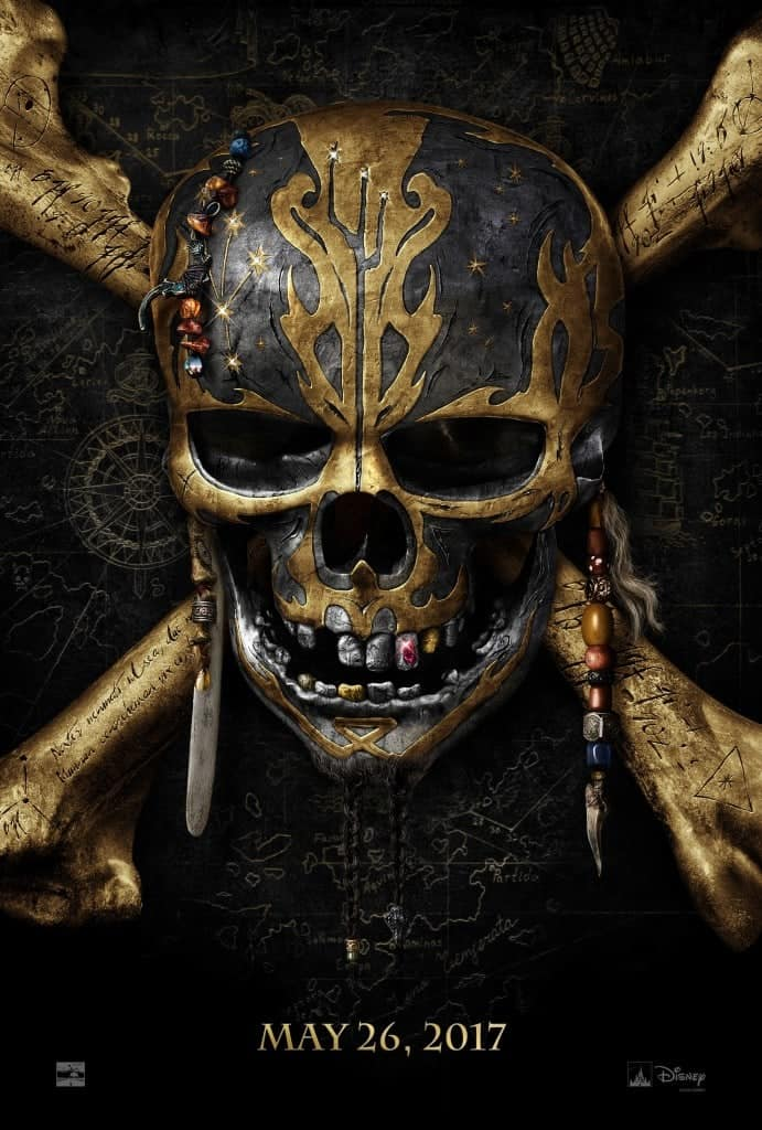 Pirates of the Caribbean: Dead Men Tell No Tales is a must-see Disney movie in 2017!