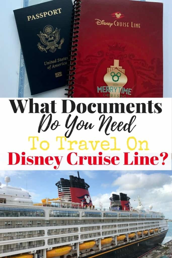Are you planning a Disney Cruise? Tips for the required travel documents to board Disney Cruise Line. Do you need a passport? We didn't need one to get on the Disney Dream!