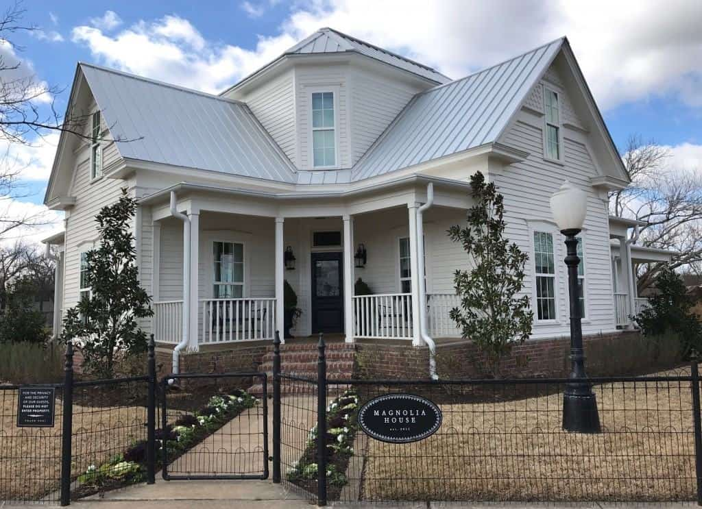 Magnolia House from Fixer Upper