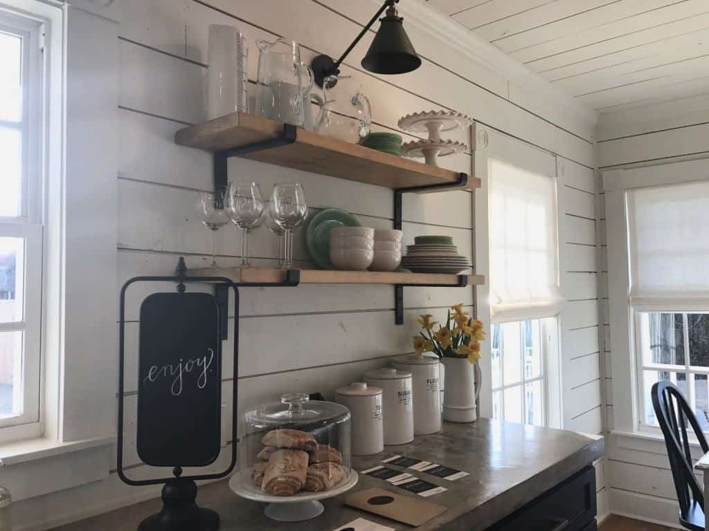 Magnolia House built by Chip and Joanna Gaines from Fixer Upper