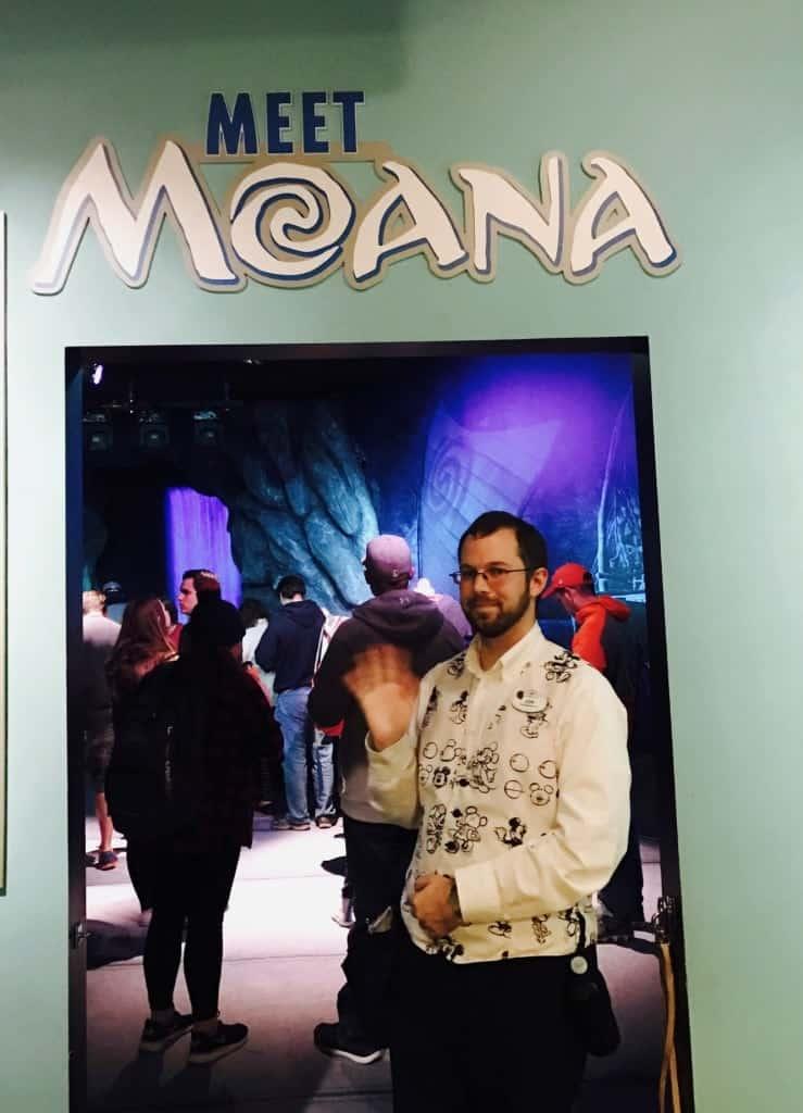 Meet Moana at Disney's Hollywood Studios