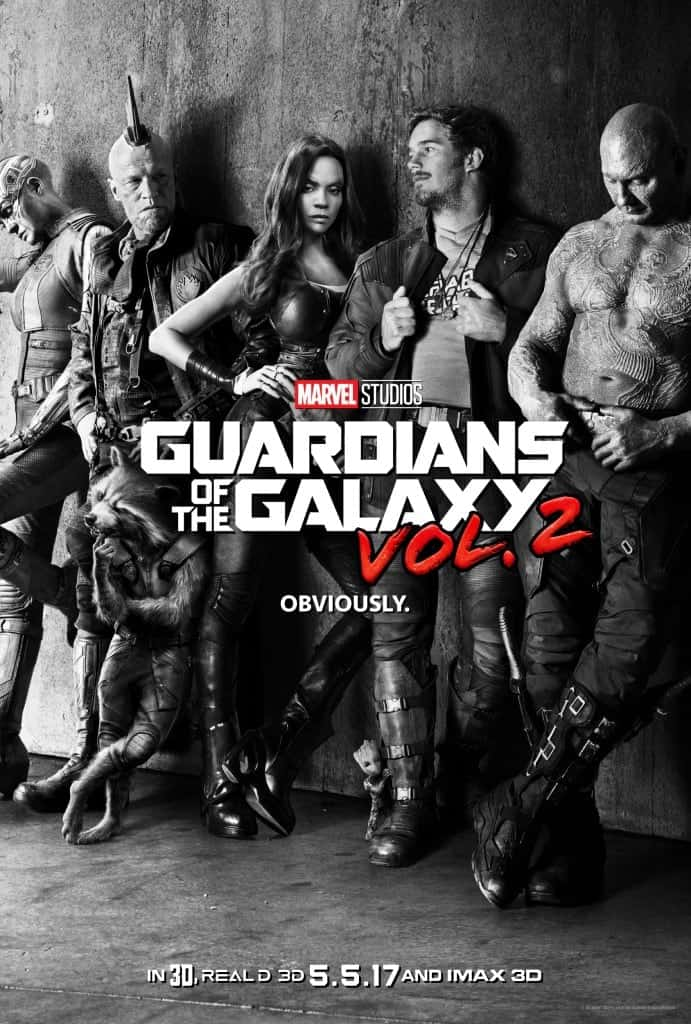 Guardians of the Galaxy Vol. 2 is a must-see Disney movie in 2017!