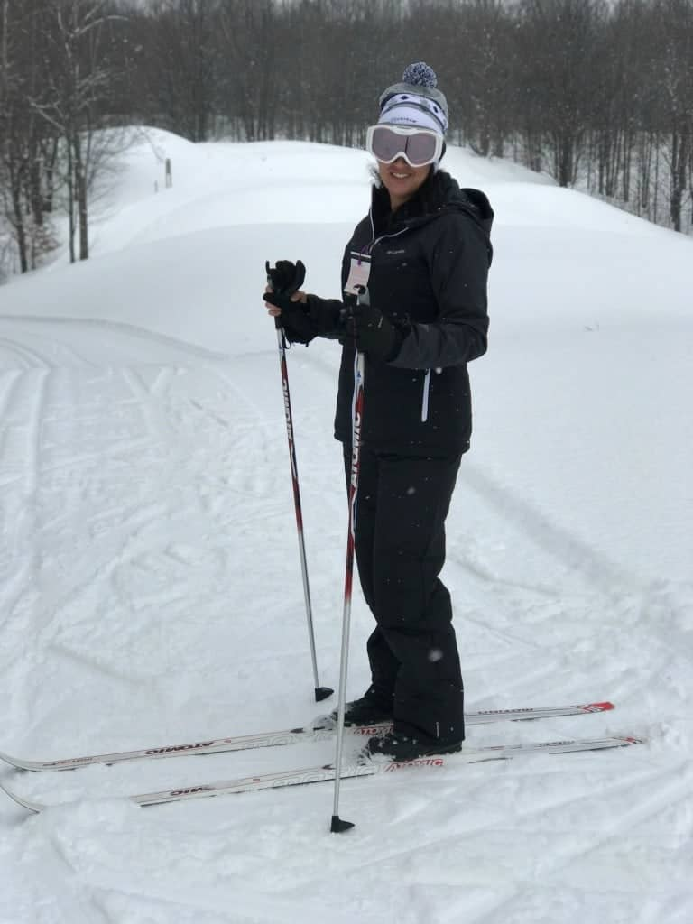 Try cross-country skiing at Shanty Creek Resorts in Bellaire, Michigan