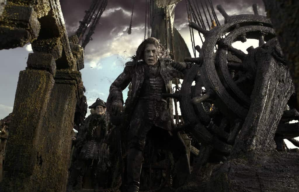 Pirates of the Caribbean: Dead Men Tell No Tales Captain Salazar
