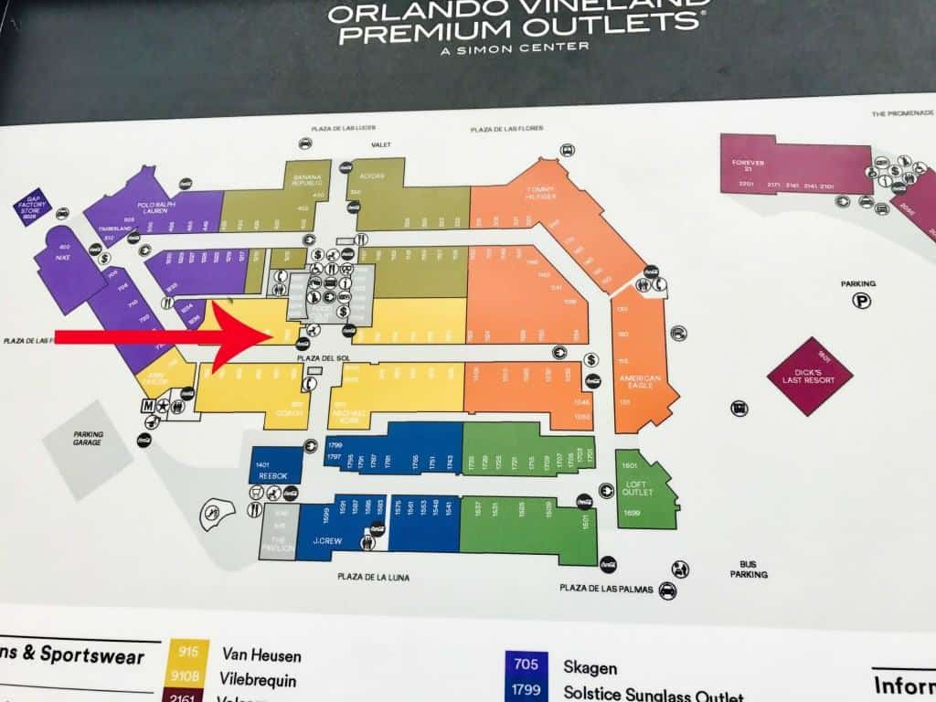 Character Warehouse at the Orlando Premium Outlets - Closest Disney Outlet to Walt Disney World