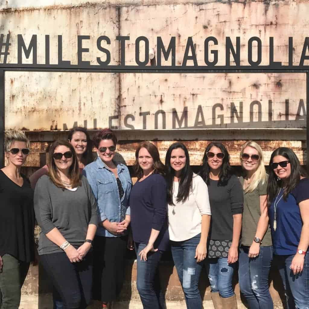 Miles to Magnolia at Magnolia Market