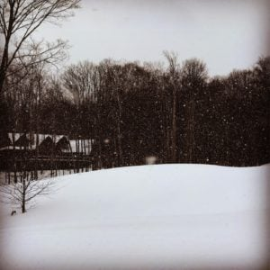 Winter Running – What's Your View?