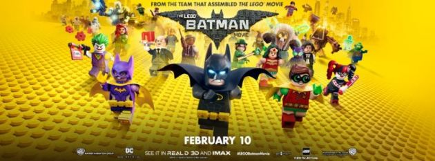 LEGO Matman Movie Review - Why is it rated PG?