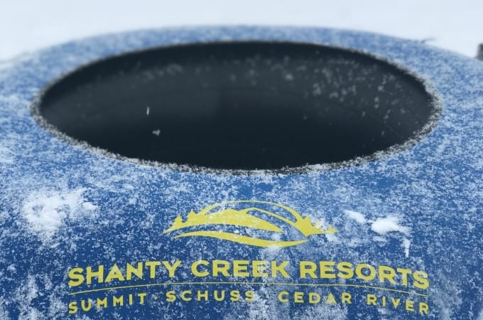Winter fun at Shanty Creek Resorts!