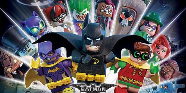 LEGO Batman Movie Review and movie posters