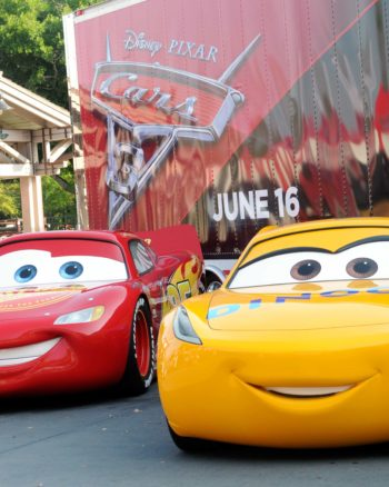 Road to the Races Nationwide CARS 3 Tour