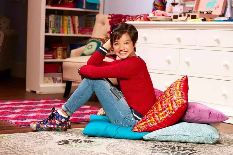 Watch Andi Mack on the Disney Channel premiering in spring 2017, part of the Be Our Guest Event!