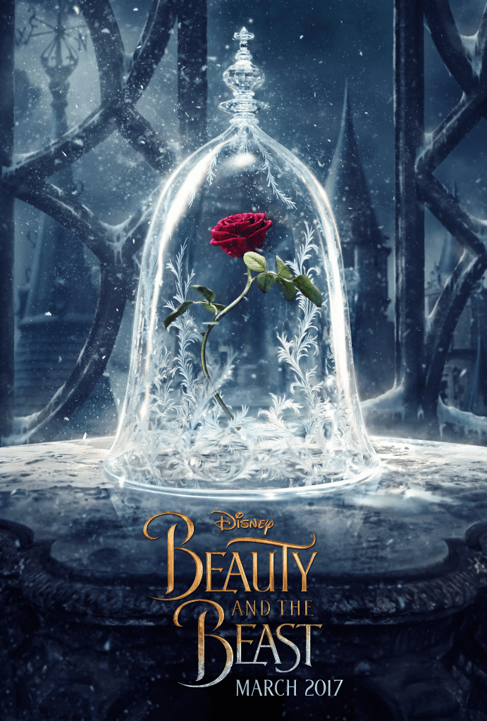 Beauty and the Beast is in theaters now!