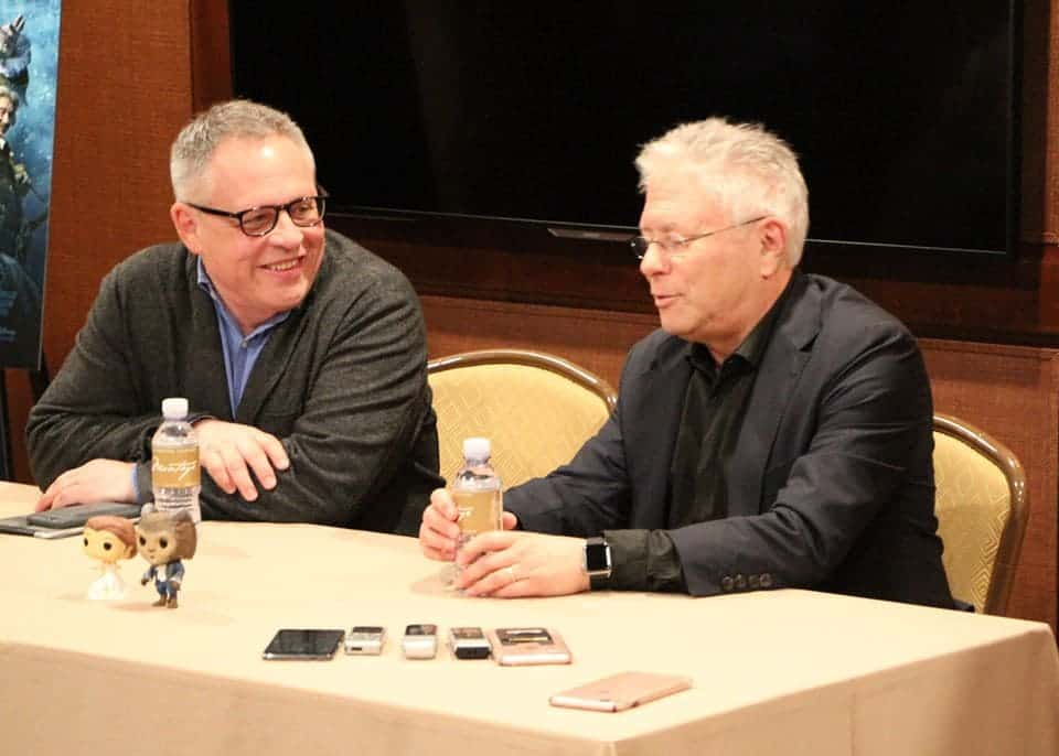 An exclusive interview with Bill Condon and Alan Menken on why they decided to make a live-action Beauty and the Beast