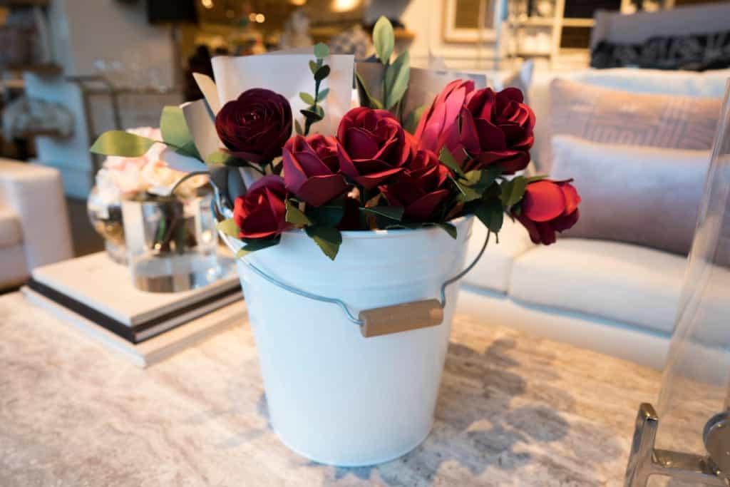 Paper Roses by Handmade by Sara Kim