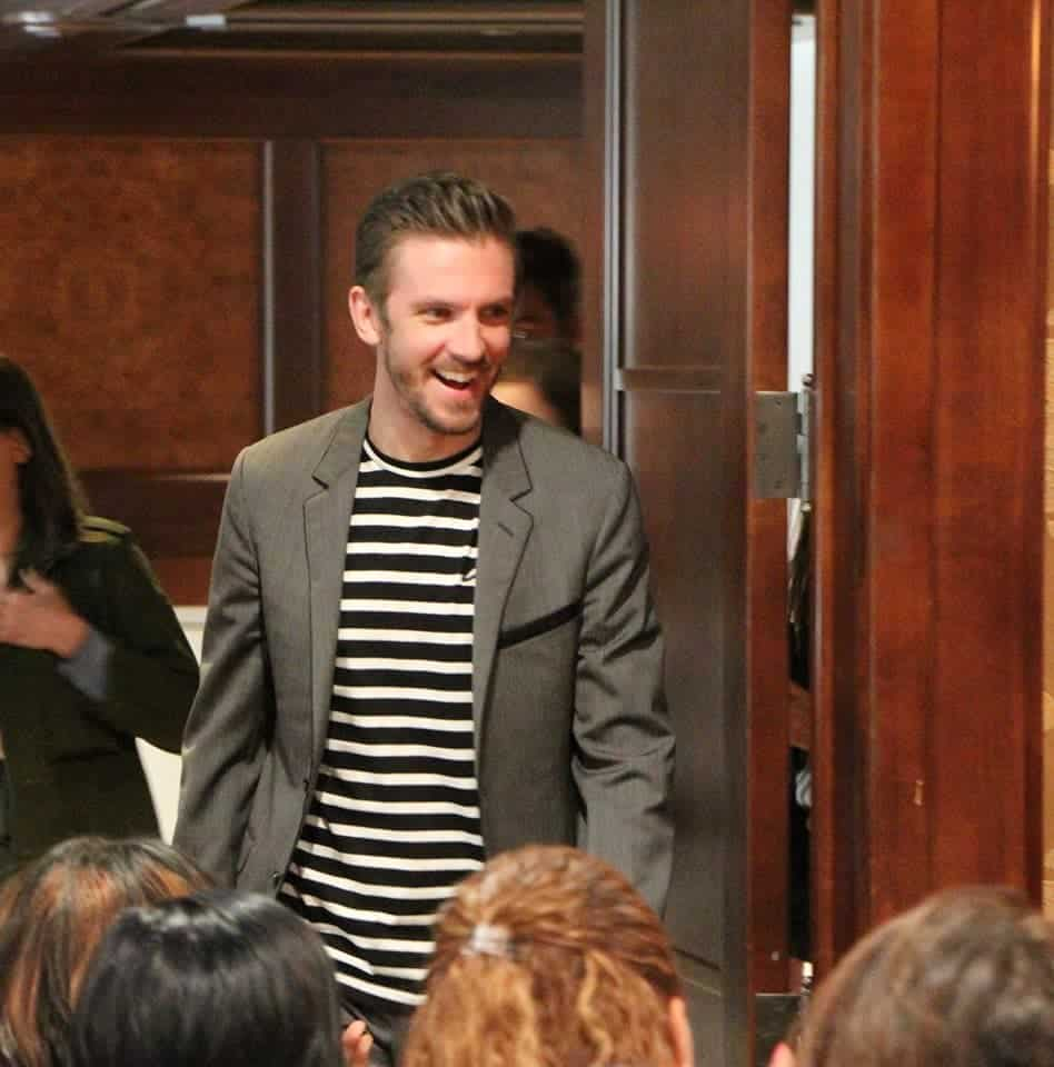 Dan Stevens Interview for Beauty and the Beast!