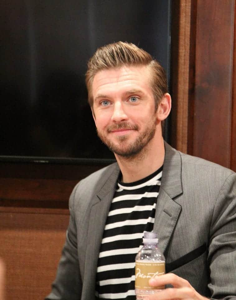 Exclusive Interview with Dan Stevens about how the Beast's Costume and CGI.