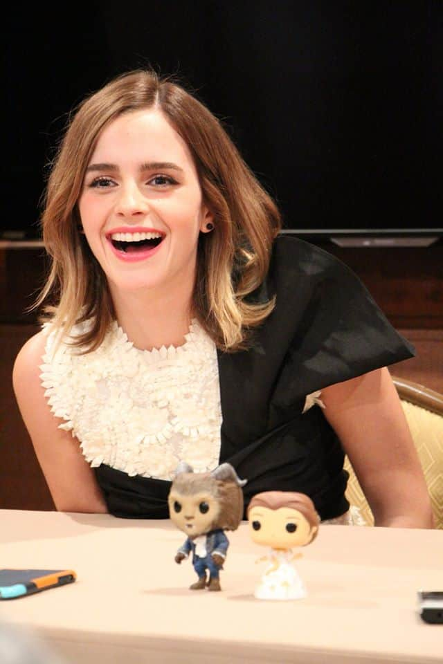 An exclusive Emma Watson interview about her role as Belle in Beauty and the Beast