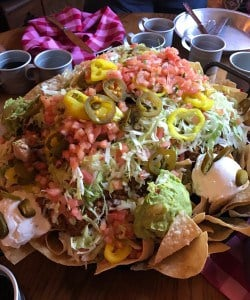 Secret Disney Nachos at Pecos Bill