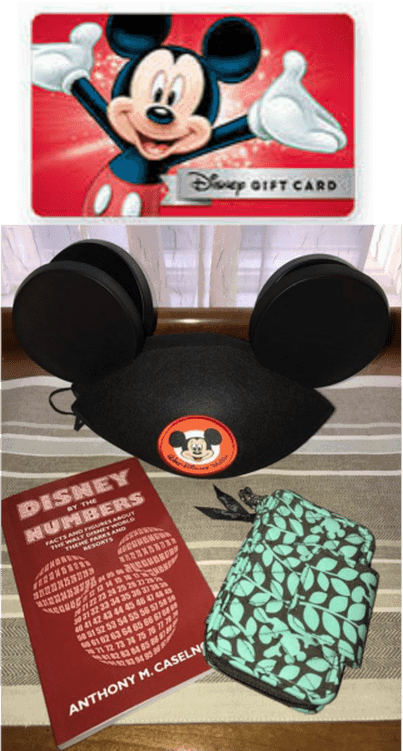 Enter our Disney Gift Card Giveaway plus more to celebrate our Glamping Bloggers Retreat!