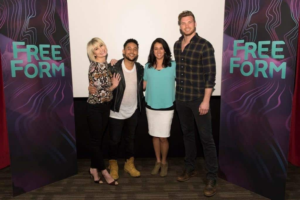 At the #BeOurGuestEvent, we had a Q&A with the cast of Freeform's Baby Daddy!