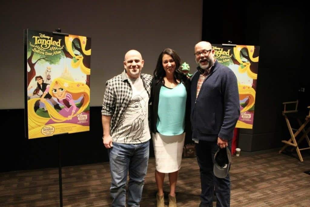 Q&A with Tangled Before Ever After and Tangled: The Series Directors Chris Sonnenburg and Ben Balistreri