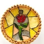 How to Make a Beauty and the Beast Pie for Pi Day