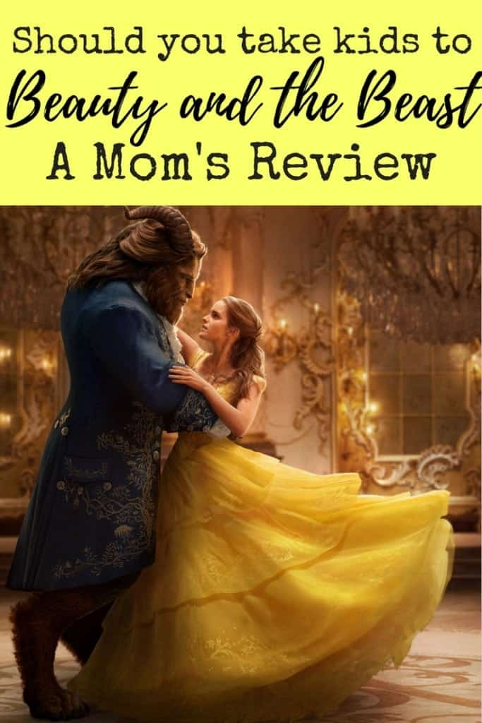 Should you take your kids to see Beauty and the Beast? I'll break it down for you from a mom's point of view? Too scary? Too long? Is the content appropriate? I'll give you the scoop on this live-action Disney classic!