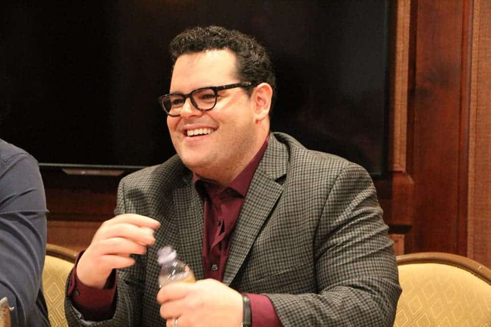 Josh Gad makes us laugh and say awwww in his Beauty and the Beast interview.