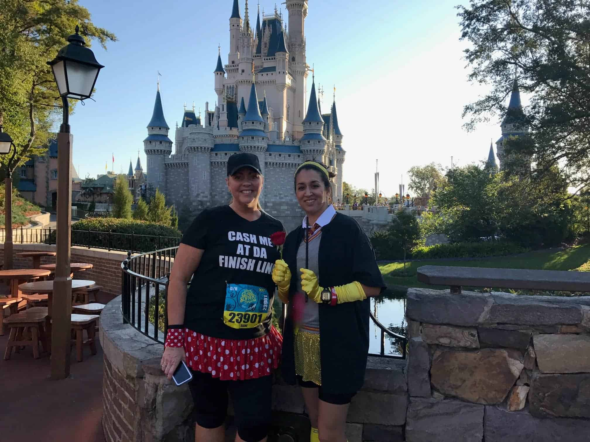 2017 Princess Half Marathon Recap