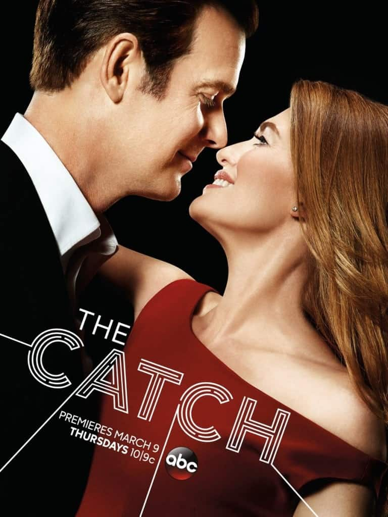 You can catch Season 2 of The Catch on ABC!