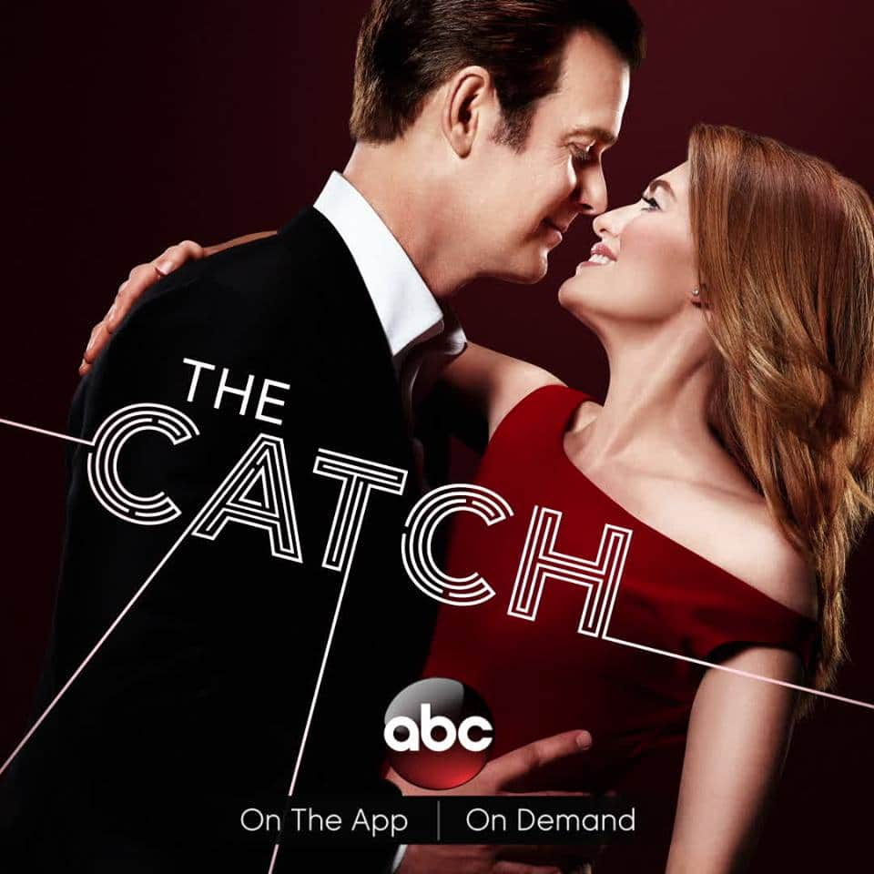 Watch The Catch on ABC Thursday nights at 10/9c.