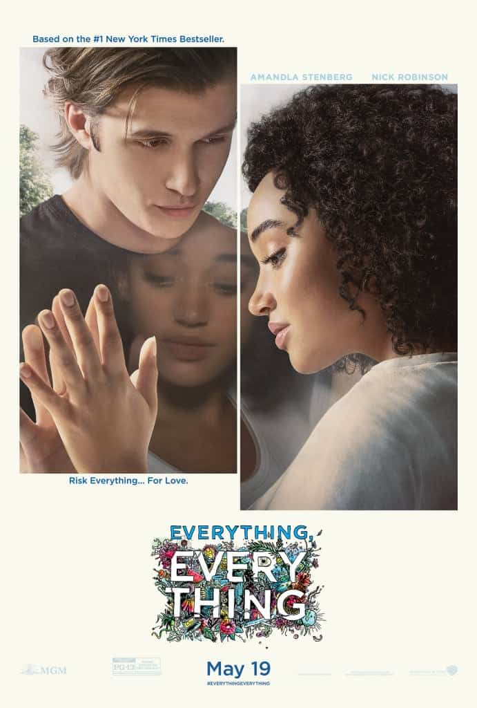 Get free passes for a screening of Everything, Everything at AMC Tysons Corner!