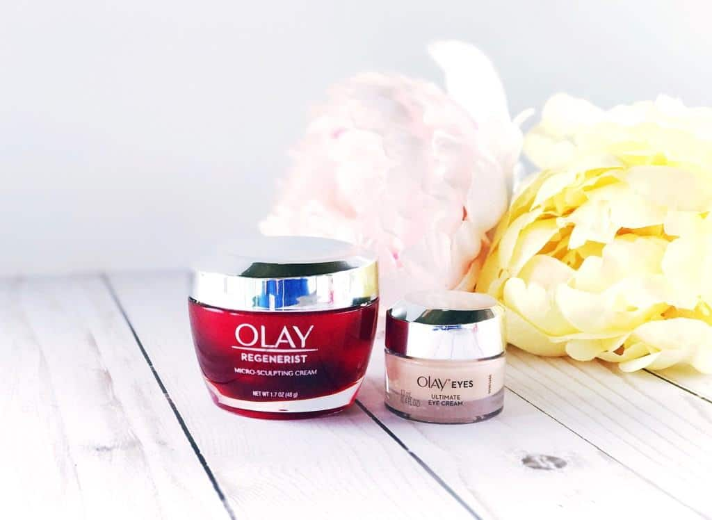 In the #28DaysofOlay study, use their skin care tool to analyze your skin and decide which products are best for you!