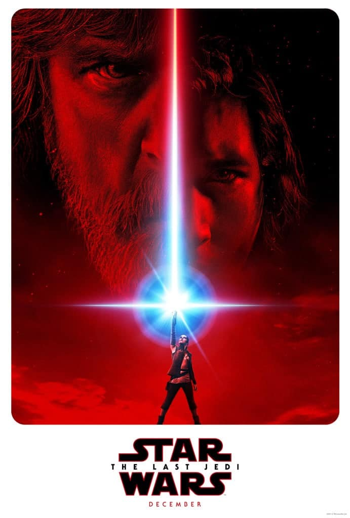 Star Wars: The Last Jedi Movie Poster! Watch the new trailer now. What does it all mean? Director Rian Johnson answers who is the last Jedi.