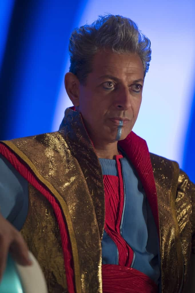 Jeff Goldblu, y'all! In Thor: Ragnarok.