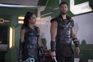 New Thor: Ragnarok Pictures and Trailer