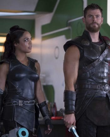 Tessa Thompson is in the new Thor: Ragnarok