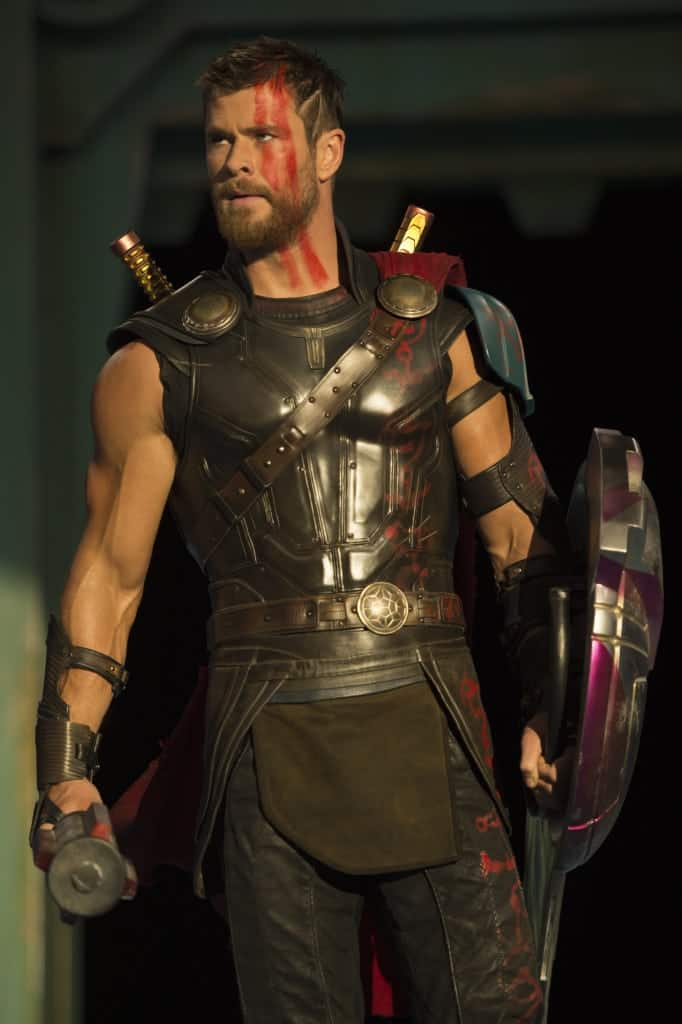 Oh hey there, Thor.