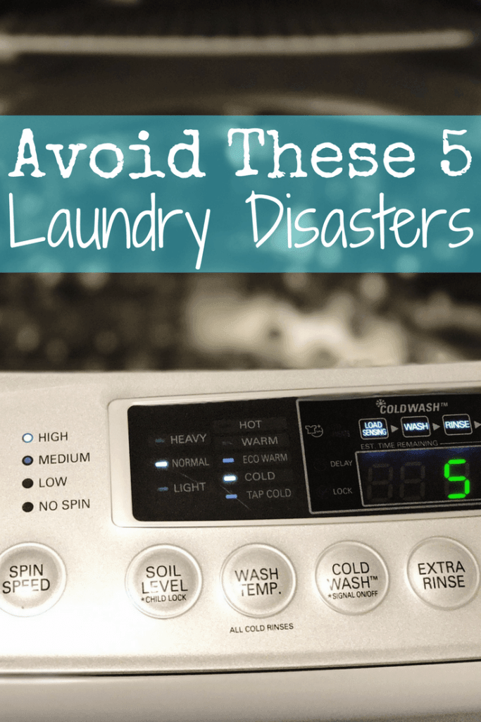 Some think that washing clothes in hot water is better, but it's not! Avoid these 5 laundry disasters. Here are tips for keeping clothes looking better longer and your laundry detergent plays a big role, too.