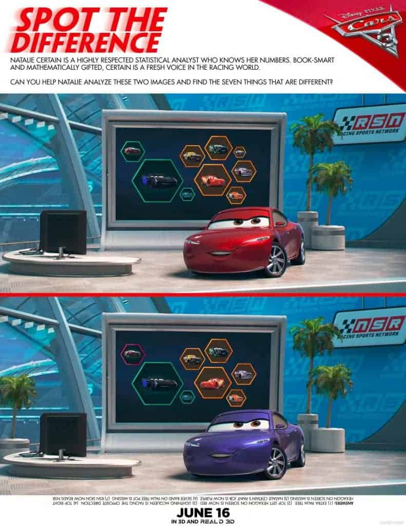 image about Free Printable Cars identified as No cost Printable Vehicles 3 Game titles - Lola Lambchops