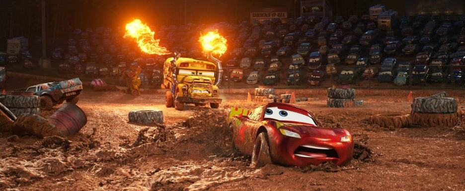 Check out the new Cars 3 Trailer! Lightning McQueen seems to have gotten into trouble!