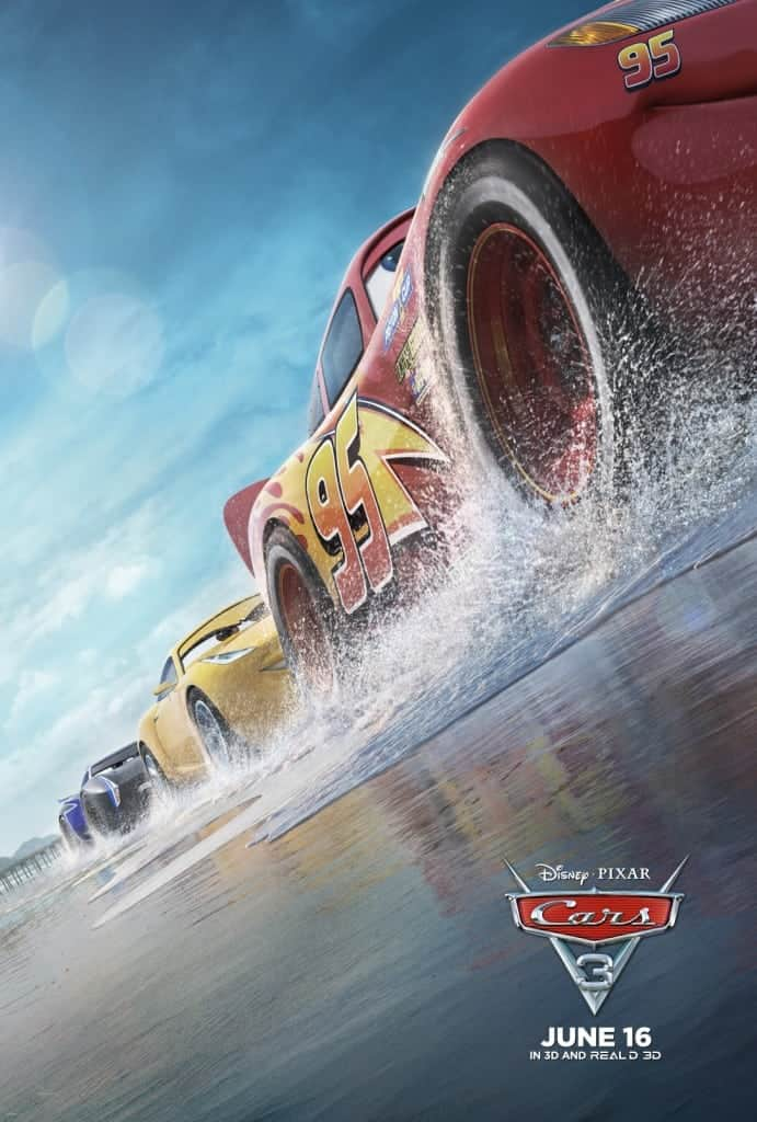 Check out my Cars 3 Review! What is Lightning McQueen's legacy? Is he going to quit racing?