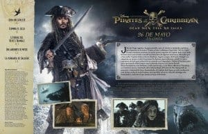 Paquete de Actividades – Pirates of the Caribbean: Dead Men Tell No Tales