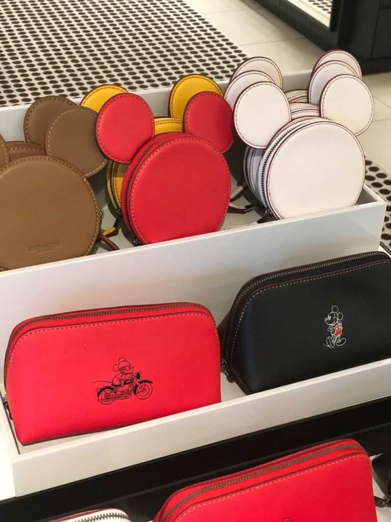 If you need a Mickey Mouse wallet, Disney Coach Outlet has you covered!