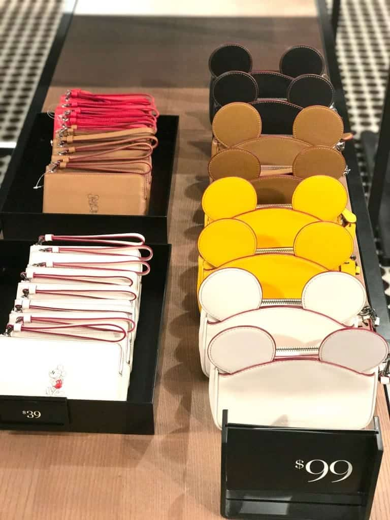 Wallets and wristlets galore!