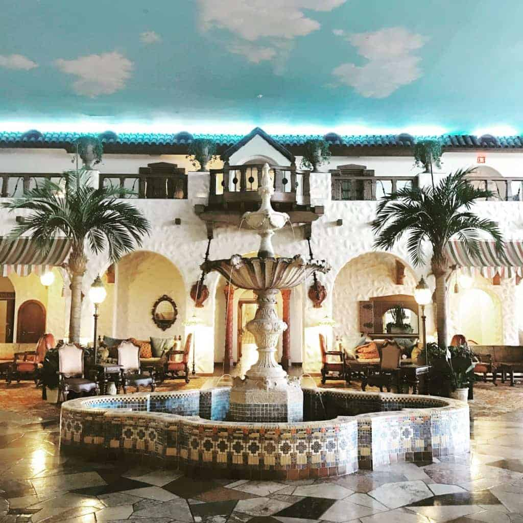 Walk into a little piece of Cuba when you visit The Hotel Hershey.