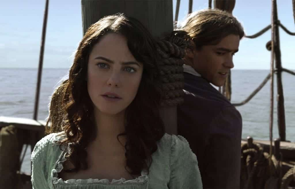 Meet Carina Smyth, an intelligent and savvy female protagonist in Pirates of the Caribbean: Dead Men Tell No Tales.