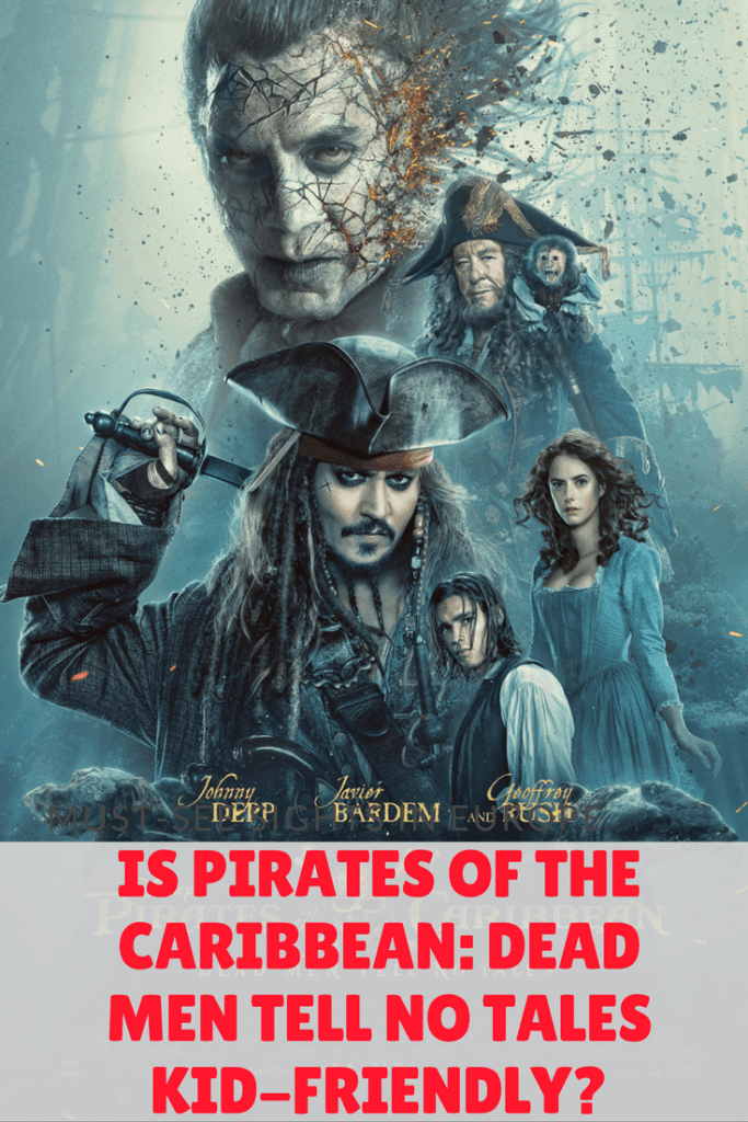Is Pirates of the Caribbean: Dead Men Tell No Tales Kid-Friendly? I'll discuss which ages should watch it and whether it's safe for kids. I've got the scoop on nudity, language, and violence. You may want to wait until it come our on video for your little children.